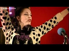 ▶ Imelda May live session- Train Kept A Rollin' -