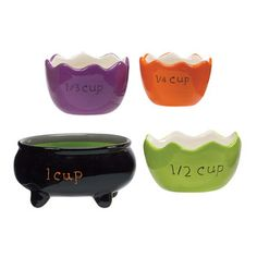 Cauldron Measuring Cups now featured on Fab. These may not be necessary, but they're still wanted!!