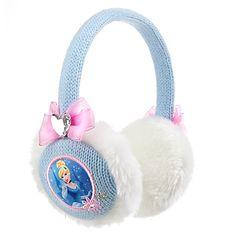 Cinderella Ear Muffs