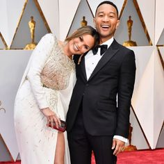 Another award show another time we struggle to write a caption more original than #couplegoals about these two  Swipe for more #ChrissyTeigen and #JohnLegend at the #Oscars and head to ELLECanada.com for other red carpet couples.  via ELLE CANADA MAGAZINE OFFICIAL INSTAGRAM - Fashion Campaigns  Haute Couture  Advertising  Editorial Photography  Magazine Cover Designs  Supermodels  Runway Models