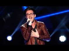 "Luke Edgemon: ""I Can't Make You Love Me"" - #TheVoice #TeamShakira"