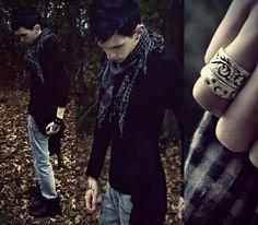 Gothic romance (by Skully Bones) http://lookbook.nu/look/4095338-gothic-romance