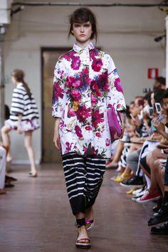 I'M ISOLA MARRAS - Spring Summer 2015 - Milan Fashion Week