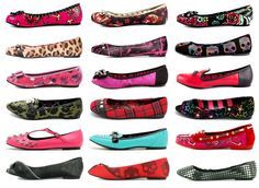 FDW Womens New Abbey Dawn Iron Fist Studs Zombie Flats Loafer Boat Peep Shoes