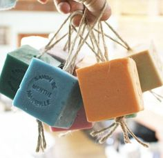 Simple holistic wellness, easy recipes, homemade products, kids activities, support for autism moms. Handmade Soap Packaging, Handmade Soap Recipes, Handmade Soaps, Diy Savon, Soap On A Rope, Handmade Cosmetics, Organic Soap, Shampoo Bar, Cold Process Soap