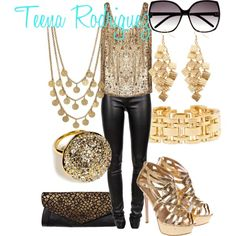 Rockstar pretty!!! but I could never pull this off