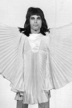 Dame Zandra Rhodes on Designing for Freddie Mercury Anthony Kiedis, Lauryn Hill, Queen Freddie Mercury, John Deacon, Francis Bacon, Carl Jung, Andy Warhol, David Bowie, Fred Mercury