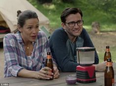 Jennifer Garner and David Tennant star in new HBO series 'Camping', the new project from 'Girls' showrunners Lena Dunham and Jenni Konner. David Tennant, Tenth Doctor, Doctor Who, Scottish Actors, Jennifer Garner, Lena Dunham, Camp David, Hbo Series