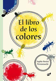 El libro de los colores·Sophie Benini Pietromarchi·Ed. Thule