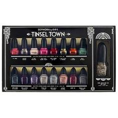 SEPHORA by OPI Tinsel Town Collector's Set  $49.50