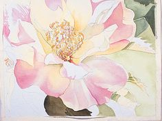 Watercolor Painting Demonstration: Painting Petals | Artist's Network