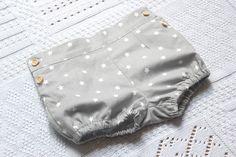 DIY Costura y patrones: pantalones de bebé