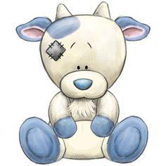 Carte Blanche - My Blue Nose Friends - Zee Zee