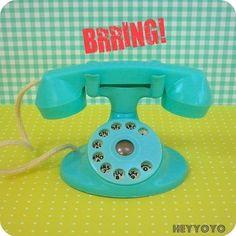 Vintage Play Telephone