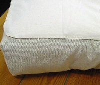 Organic Futon From Heart Of Vermont Wool And Cotton