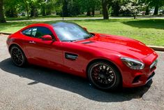 Bid for the chance to own a 2016 Mercedes-Benz AMG GT S at auction with Bring a Trailer, the home of the best vintage and classic cars online. Mercedes Amg Gt S, Dual Clutch Transmission, Sport Seats, Classic Cars Online, Super Sport, Amazing Cars, Luxury Cars, Cars For Sale, Black Leather