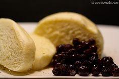Hefeklöße mit Heidelbeeren 2.0 | Mestolo