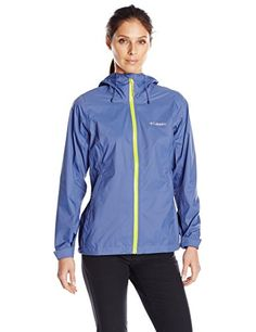 664982644a6 Columbia Womens Evapouration Jacket Medium Bluebell -- Want to know more