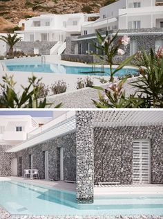 A31 Architecture have transformed a 1980s 2 star hotel on Ios Island, Greece, into Hotel Relux, a contemporary 4 star boutique hotel.