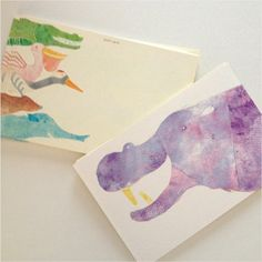 紙版画のイラストを組み合わせた、ポストカード5枚セット。上野動物園の動物達をモチーフにしました。サイズ:短辺10cm × 長辺14.8cm(82円...|ハンドメイド、手作り、手仕事品の通販・販売・購入ならCreema。