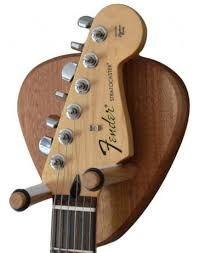 Znalezione obrazy dla zapytania wieszaki gitarowe