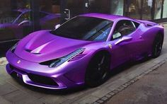 Imagen de car, luxury, and purple