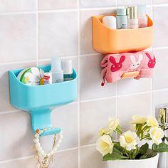 kreativa badrum flera syften förvaringslåda och ställ handduk k3985 – SEK Kr. 131