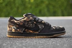 PUSHEAD X NIKE SB DUNK LOW PRO   AVAILABLE NOW