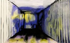7 Emerging Contemporary Painters You Need To Know About: Yael Feldman, a Johannesburg based artist. Contemporary African Art, Creative Industries, Painters, Need To Know, Artist, Design, Artists
