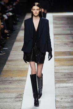 Theyskens' Theory Fall 2013 RTW Collection - Fashion on TheCut