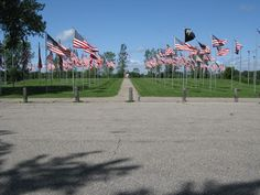 Flags of Honor, Willmar, MN