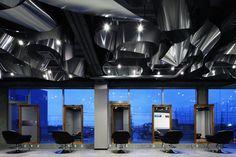 """Salón de belleza """"Arkhé"""" en Japón"""