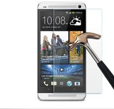 #HTC One (M7) Clear Screen Protector for your #Smartphone protection. #icellspareparts