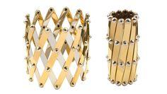 Delfina Delettrez bracelet Détaille Unique http://www.vogue.fr/mode/shopping/diaporama/daft-punk-come-back-single-get-lucky-album-random-access-memories-inspiration-accessoires-casques-platines/12947/image/748511#!delfina-delettrez-bracelet-detaille-unique