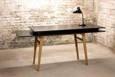 The Black Desk