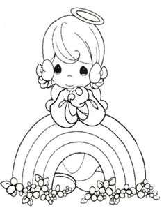 coloring pages september 2012 precious moments coloring pinterest coloring pages september and precious moments - A Coloring Picture