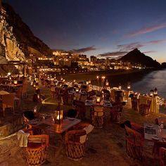 Los Cabos Mexico... El Farallon.  Just Incredible!!