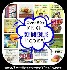 Free Kindle Books: Mars Our Closest Neighbor, Gold Mining, Creative & Funny Poetry for Kids, Overcome Your Fear of Homeschooling, + More! *For 2/15/13!*