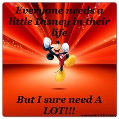 Yup!!!!Disney Love!!!   Facebook/OCDDisney