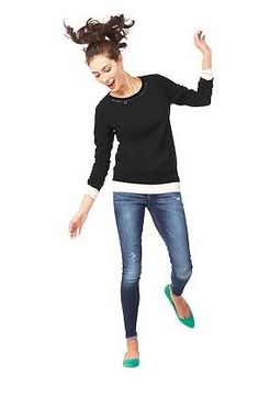 Check out this cute outfit from Old Navy.  Don't forget your money-saving rebate from RebateBlast for online shopping!