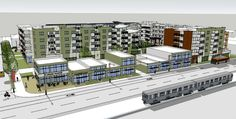 MVP Real Estate Group: Mixed-Use Affordable Housing Headed Towards Expo/V. Mixed Use Development, Residential Real Estate, Real Estate Development, Affordable Housing, Organizations, Home Buying, Vermont, Retail, Action