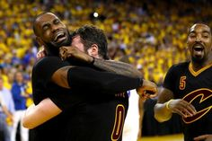 One of the greatest games in NBA history ended with LeBron James and the Cleveland Cavaliers bringing a championship to Cleveland, Ohio. Read more: http://stnr.co/28MUIQT