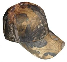 Camouflage Camo Hunting Polo Style Adjustable Unstructured Low-profile  Baseball Cap Hat Brown green by China.  1.99. Adjustable Velcro strip. One  Size Fits ... 5a654cd30f8c