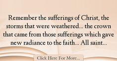 Thomas Becket Quotes About Faith - 19600