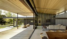 Mill Valley Courtyard Res / Aidlin Darling Design