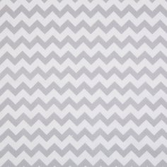 Chevron Cotton Calico Fabric