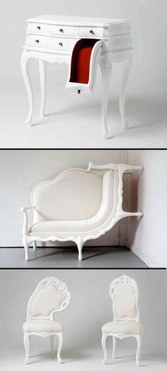 lila jang on pinterest furniture unique furniture and modern table. Black Bedroom Furniture Sets. Home Design Ideas