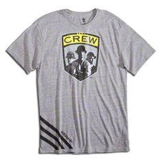 adidas Columbus Crew Big Stripes T-Shirt Image