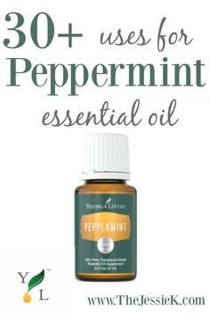 30+ Uses for Peppermint Essential Oil