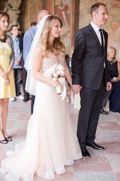 "Real Wedding Inspired by Zahavit Tshuba ""Daria"" - Belle the Magazine . The Wedding Blog For The Sophisticated Bride"